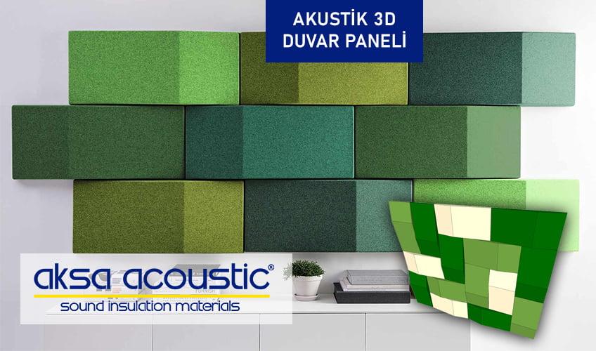 akustik 3d duvar paneli aktav akustik parmephon fiyatları