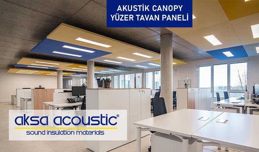 akustik canopy yüzer tavan paneli fiyatları