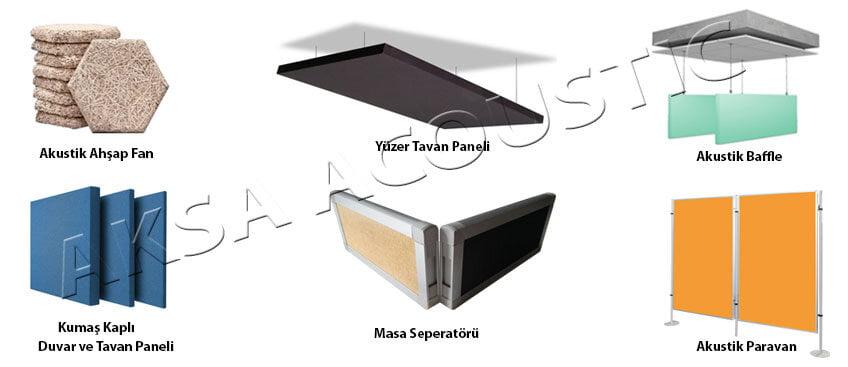 gaziantep akustik panel kaplama malzemeleri fiyatları
