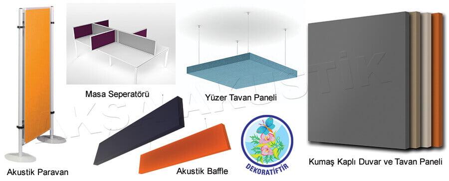 Aksa Akustik İstanbul Avrupa Şubesi