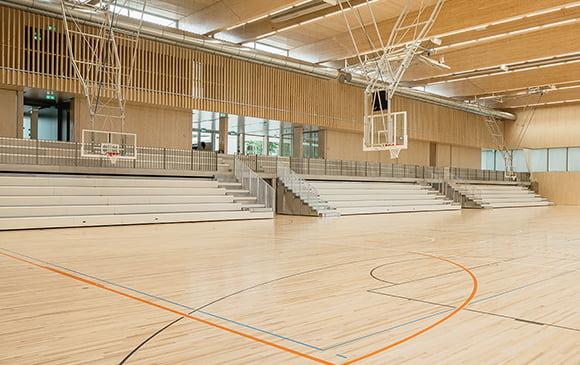 basketbol salonu ses yalıtımı