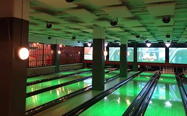 bowling odası ses yalıtım