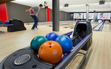 bowling salonu duvar kaplama