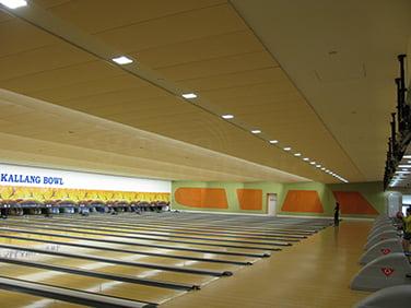 bowling salonu ses izolasyon malzemeleri