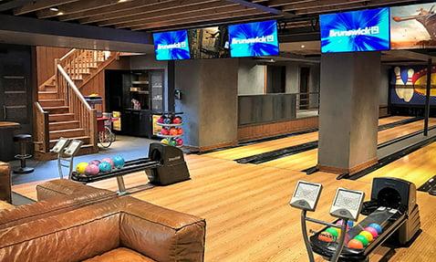 bowling salonu ses izolasyonu