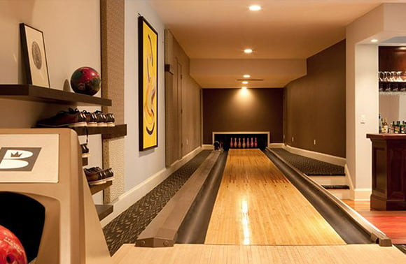 bowling salonu ses yalıtım malzemeleri