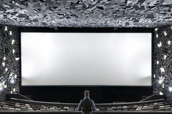 sinema salonu akustik ses düzenlemeleri