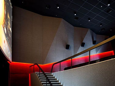 sinema salonu duvar kaplama