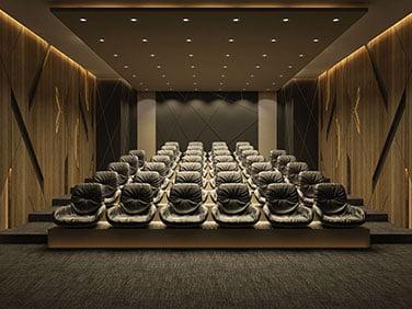 sinema salonu ses izolasyon malzemeleri