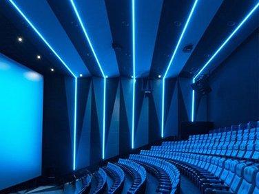 sinema salonu tavan kaplama