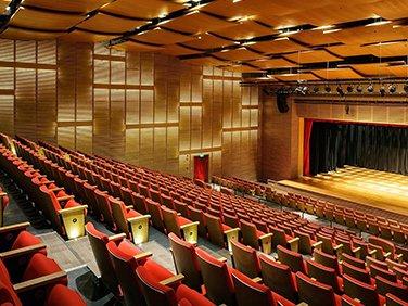 tiyatro salonu ses izolasyon malzemeleri
