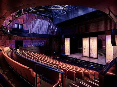 tiyatro salonu ses izolasyonu