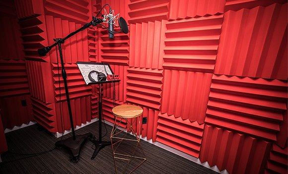 vokal ses kayıt odası akustik ses yalıtım
