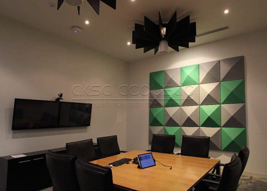 akustik 3d duvar paneli m2 fiyatları