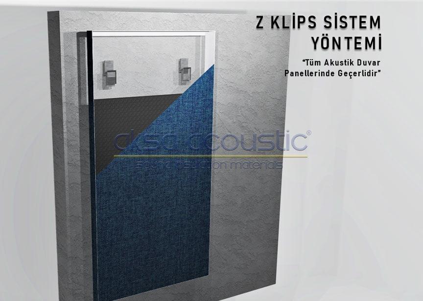 akustik kumaş panel nasıl uygulanır