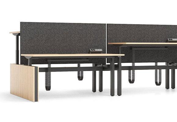 akustik masa paneli çağrı merkezi ses yalıtımı