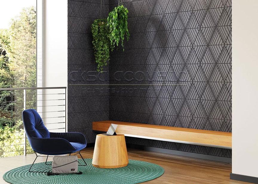 akustik özel tasarım felt keçe paneller