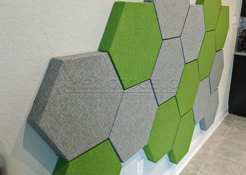 akustik ses yalıtım paneli duvar kaplaması