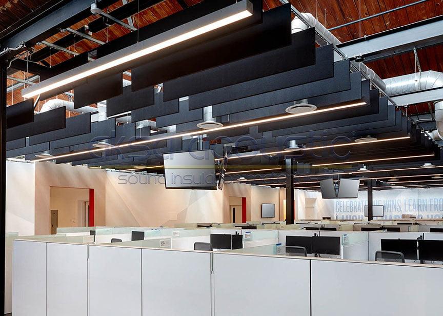 akustik tavan düzenlemesi malzemesi