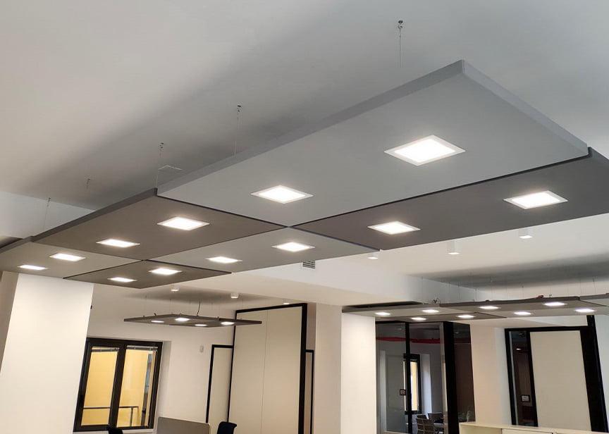 akustik tavan paneli