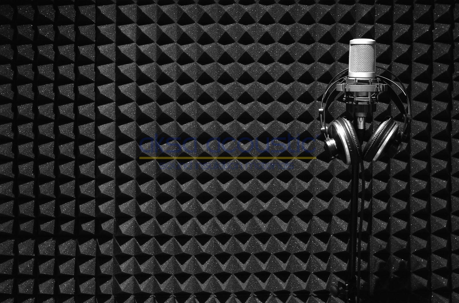 akustik sünger kaplama