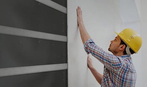 alçıpan bölme duvar ses izolasyonu