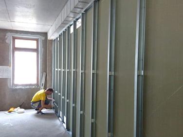 alçıpan bölme duvarı ses izolasyon malzeme fiyatı