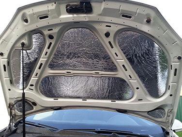 araç akustik ses düzenlemeleri