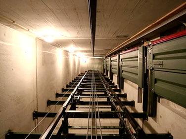 asansör odası ses yalıtım malzemeleri