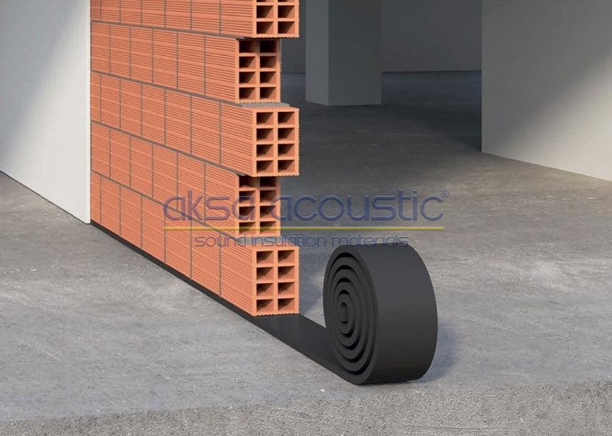 binalarda ses yalıtımı malzemeleri