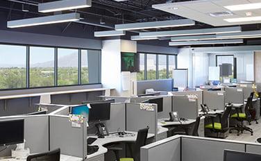 call center tavan kaplama