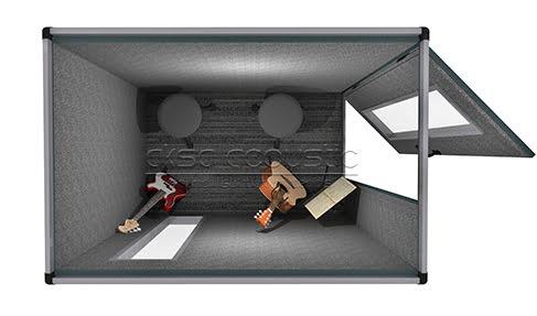 gitar kabini ses yalıtımı