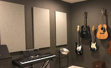 gitar odası duvar kaplama