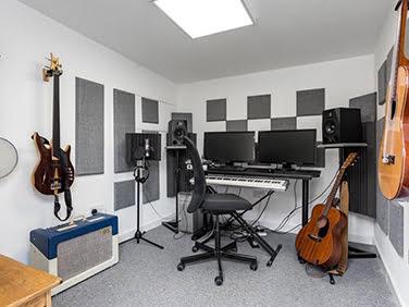 gitar odası ses izolasyon malzemeleri