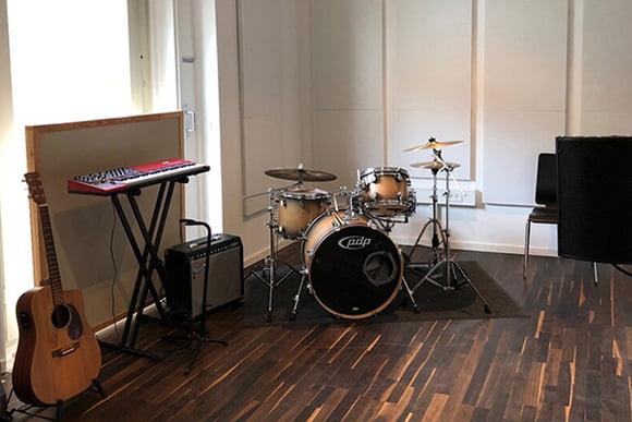 gitar odası ses izolasyonu