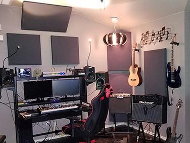 gitar odası ses yalıtım malzeme fiyatları