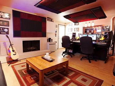 hobi odası akustik ses yalıtımı