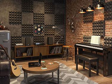 hobi odası ses izolasyon malzeme fiyatları