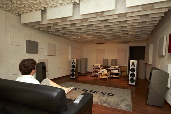 hobi odası ses yalıtım malzemeleri