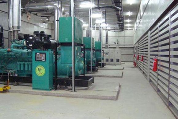 jeneratör odası ses izolasyon malzemeleri