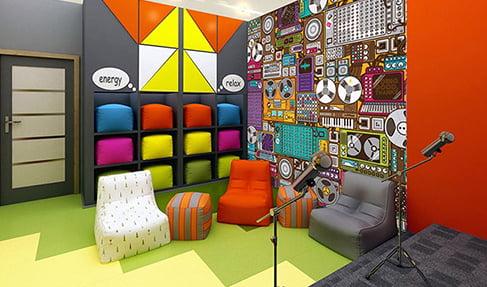 karaoke odası ses izolasyon malzemeleri