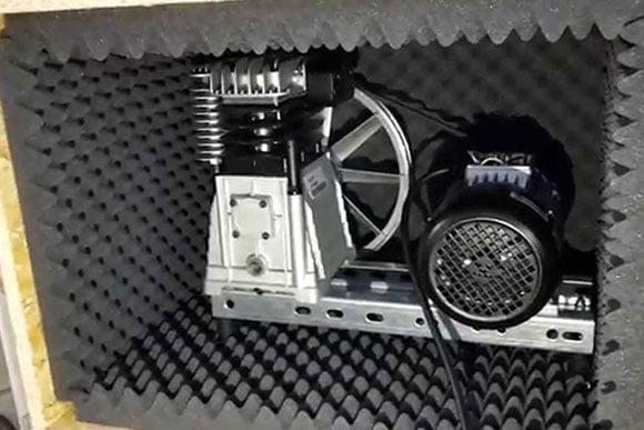 kompresör odası ses izolasyon malzemeleri