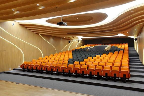 konferans salonu akustik ses izolasyonu