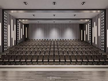 konferans salonu ses izolasyonu