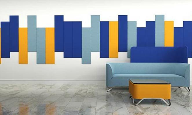 kumaş kaplı akustik duvar paneli fiyatları