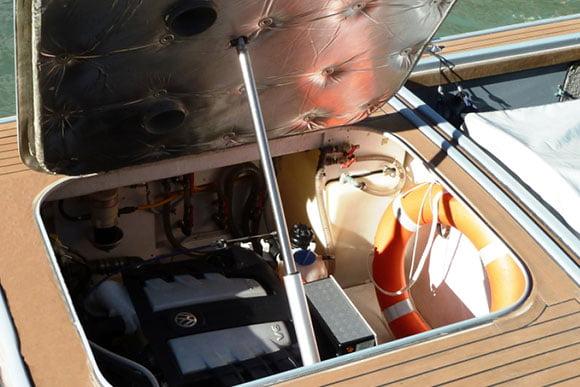 marin tekne motoru ses yalıtım malzemeleri
