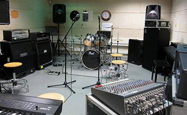 müzik odası zemin kaplama