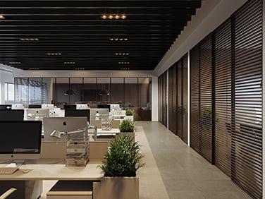 ofis akustik paneller