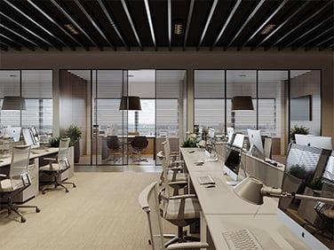 ofis ses izolasyonu