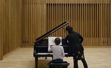 piyano odası duvar kaplama
